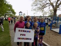 Kids Running for Innocence!