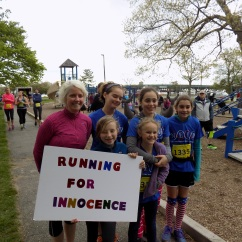 Kids Running for Innocence!