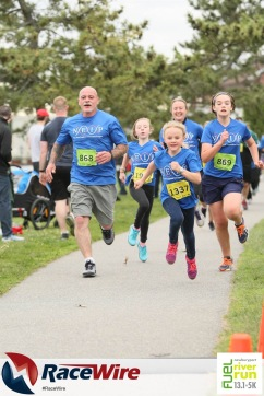 Newburyport River Run - Kids Running for Innocence!